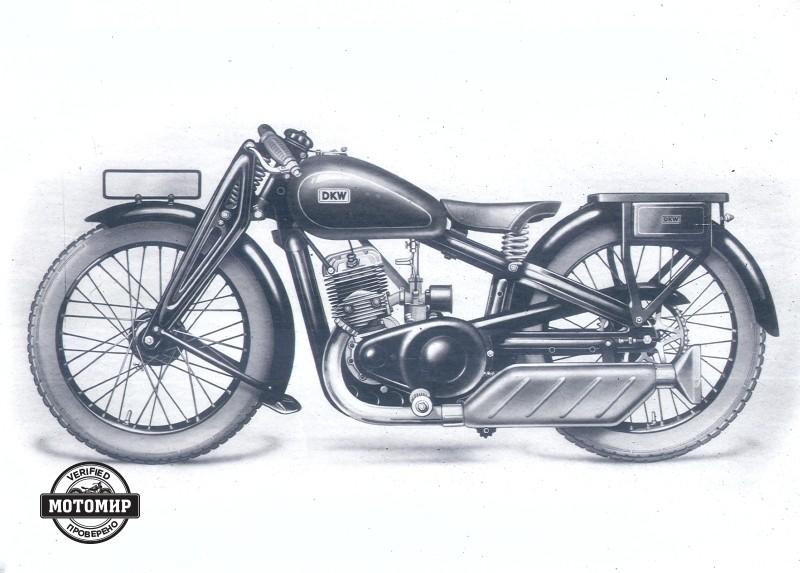 DKW Luxus 300
