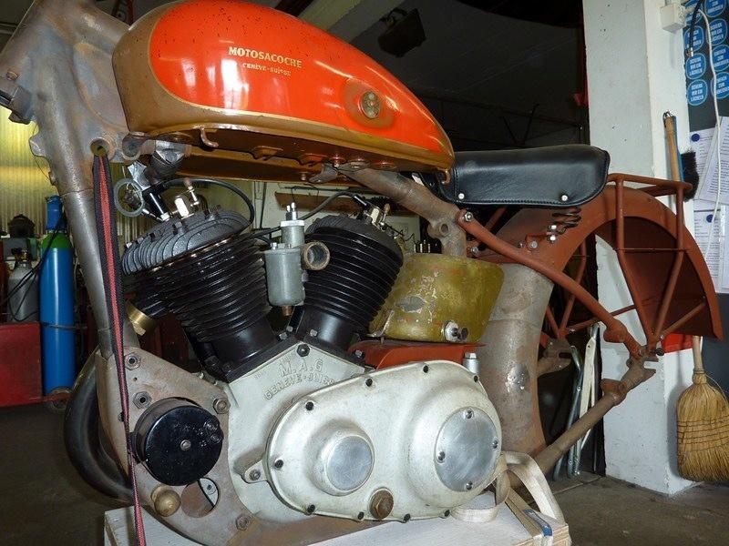 3 Motosacoche 720