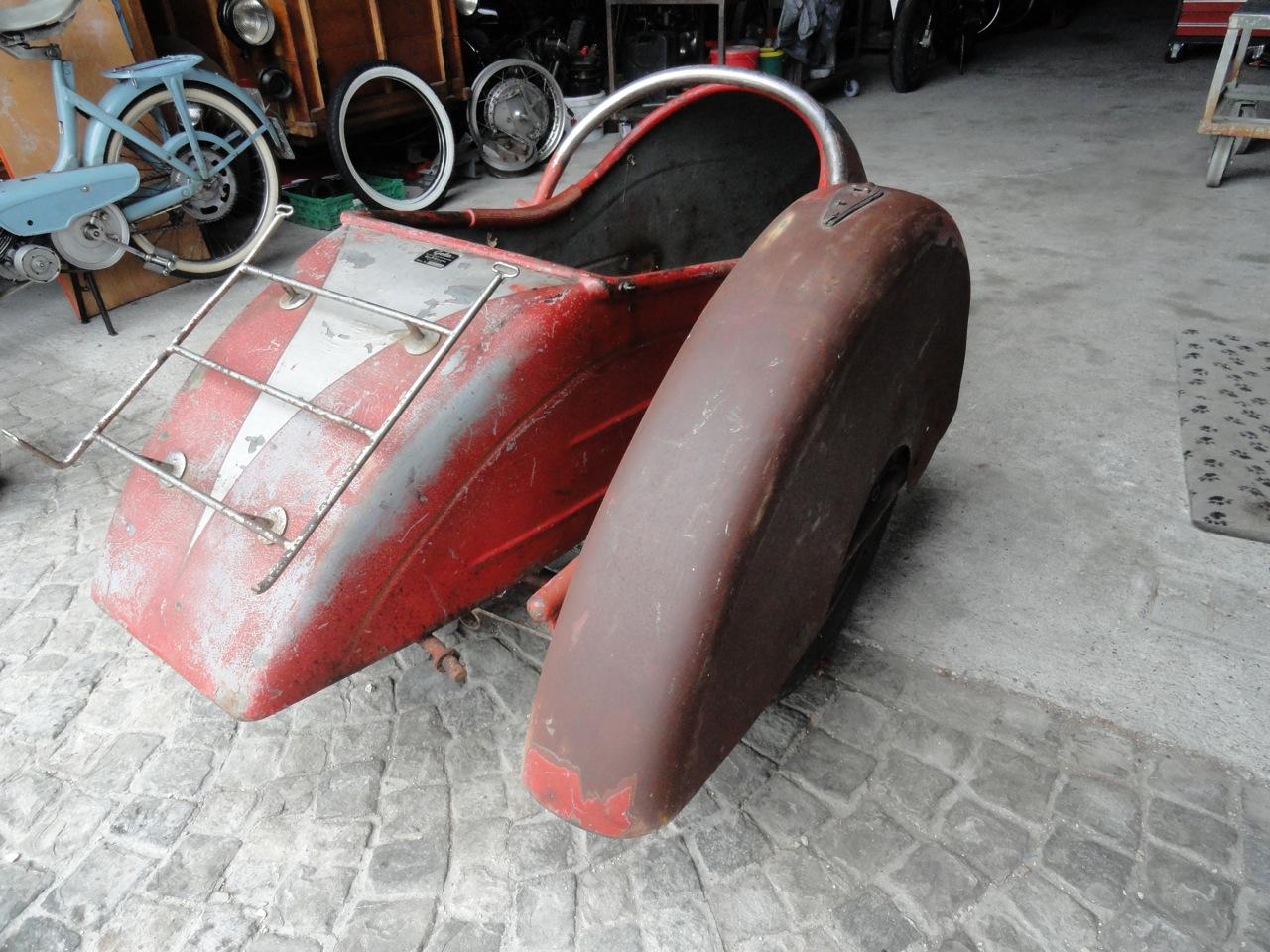 4 Motosacoche sidecar