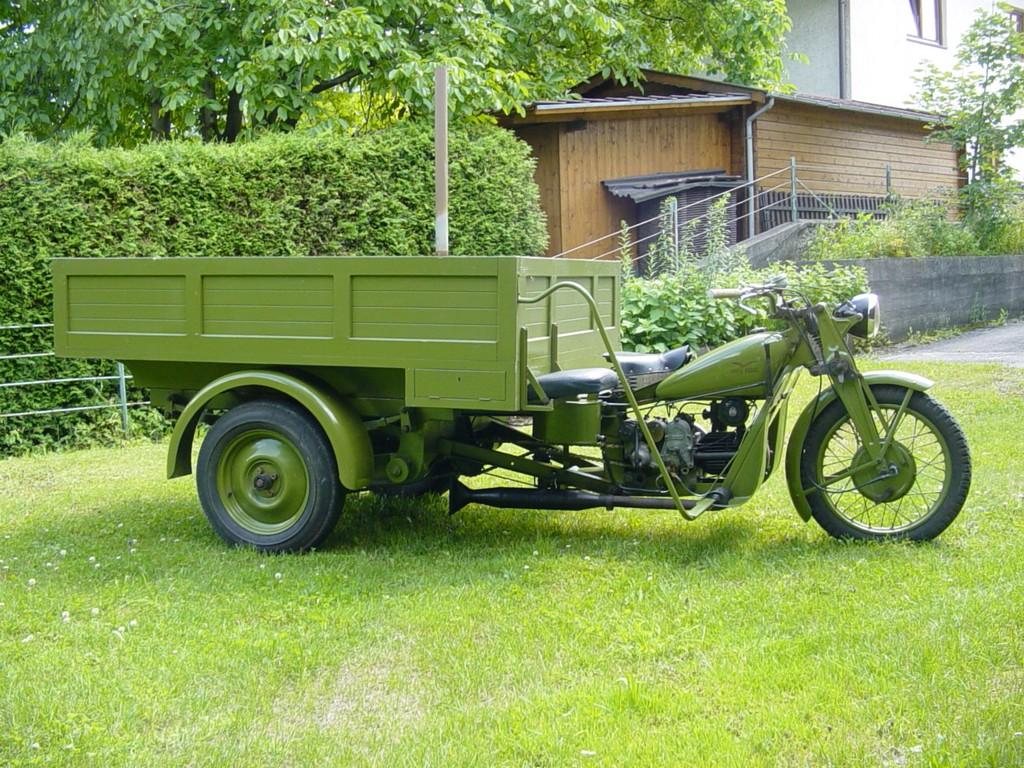 Moto Guzzi ER 2