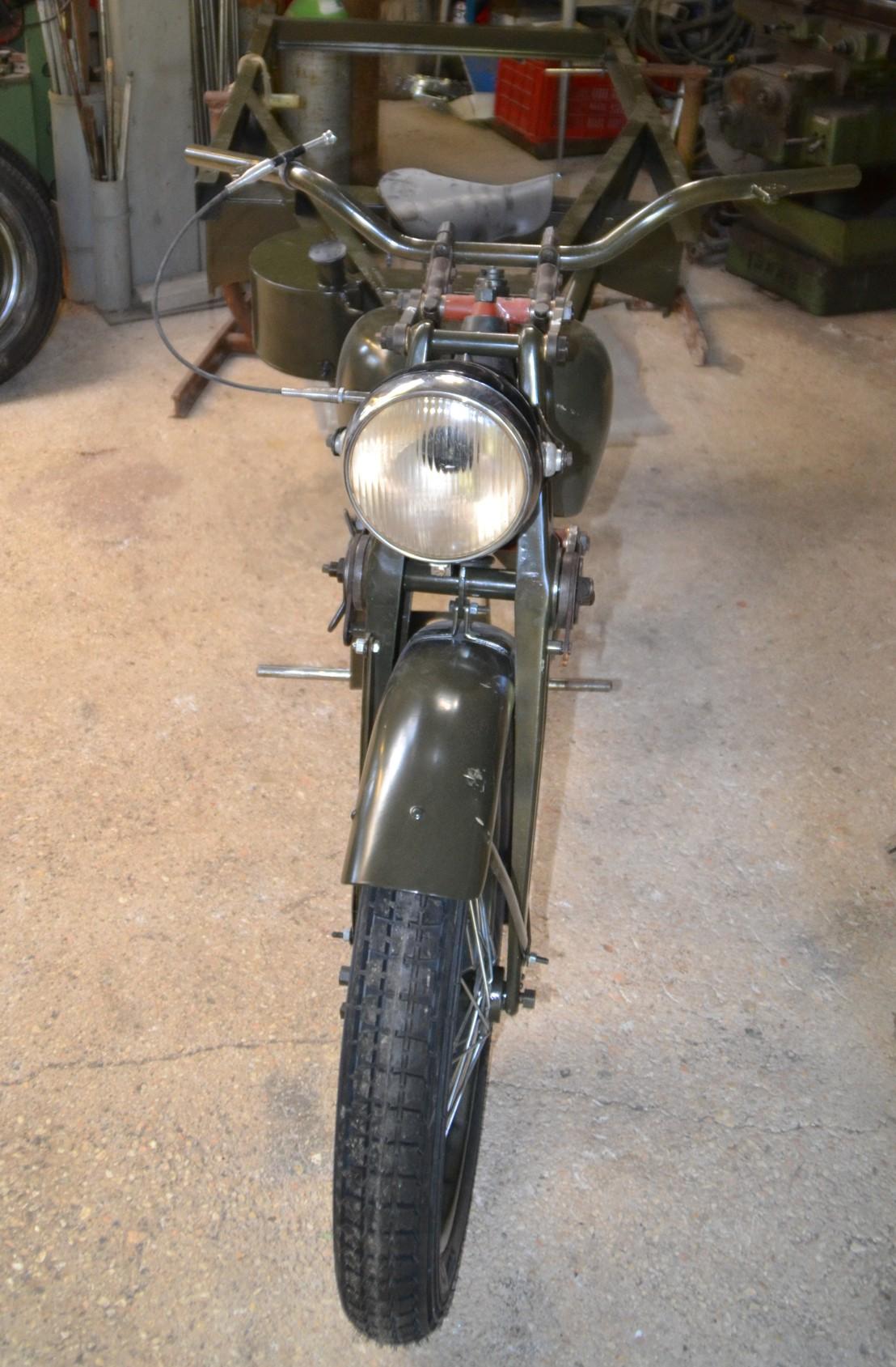 Moto Guzzi ER 35