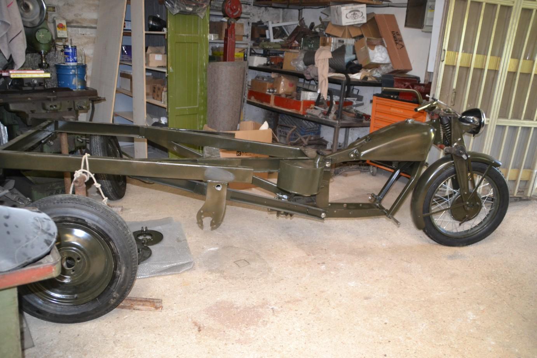 Moto Guzzi ER 36