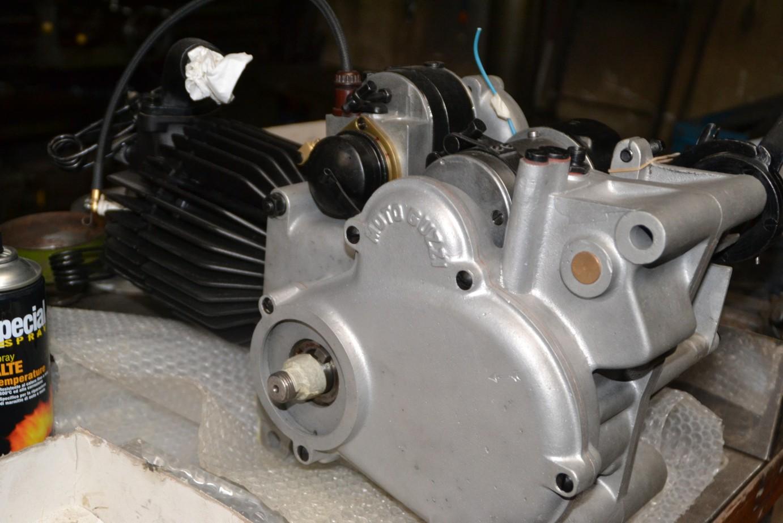 Moto Guzzi ER 38