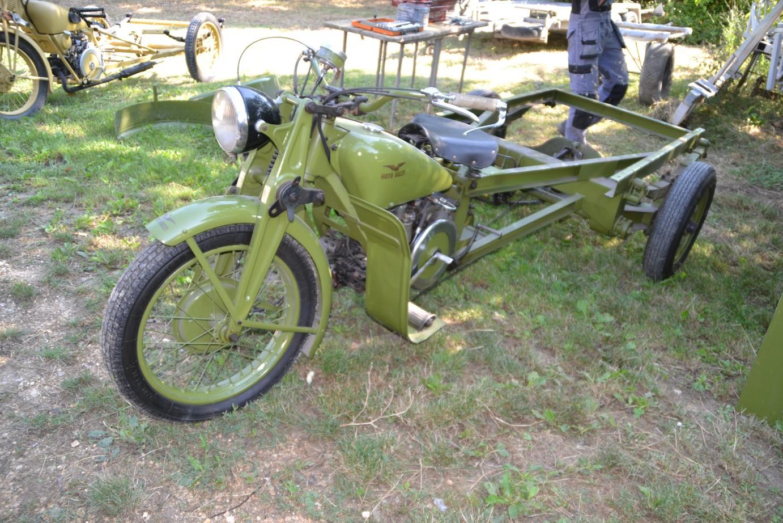 Moto Guzzi ER 4