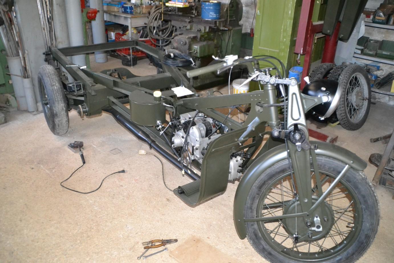 Moto Guzzi ER 65