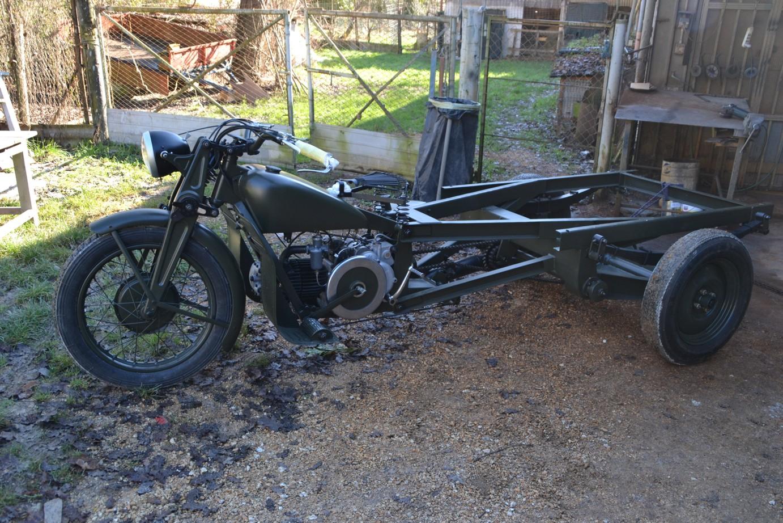 Moto Guzzi ER 66