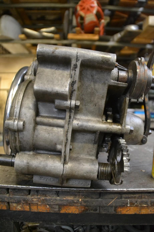Moto Guzzi ER 7
