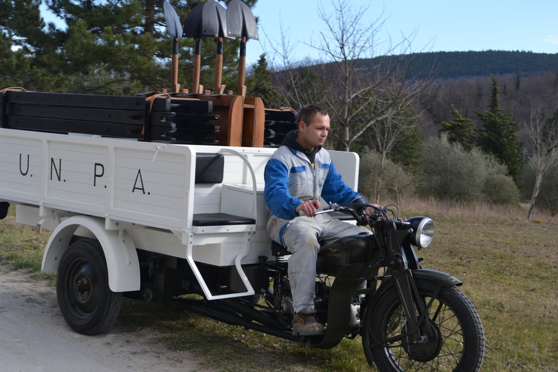 Moto Guzzi ER 79