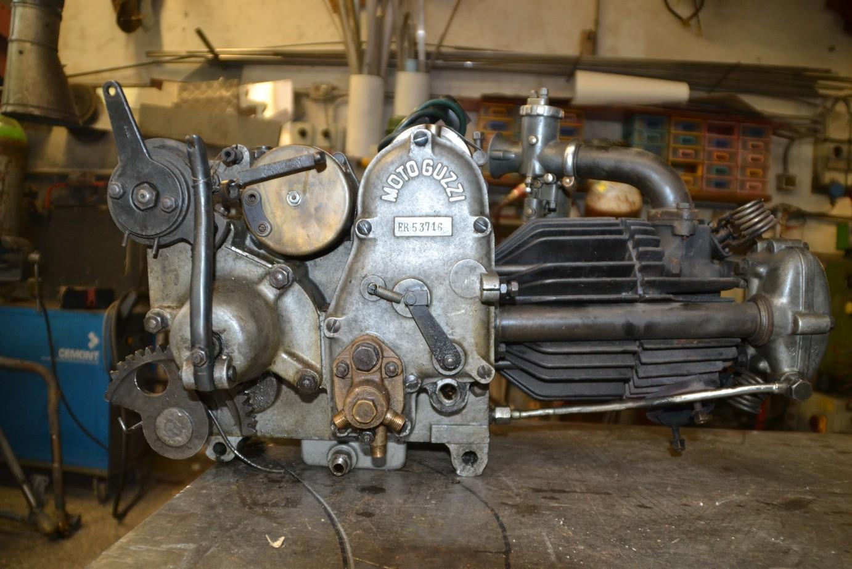 Moto Guzzi ER 9