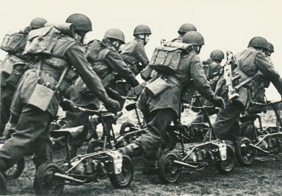 Welbike with Polish Airbornes 002