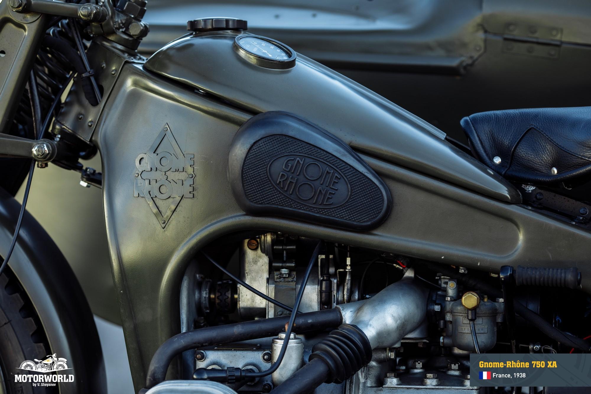 Gnome Rhone 750 AX