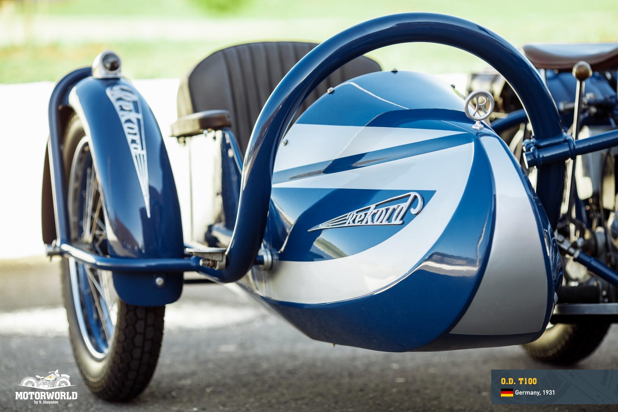 Rekord sidecar