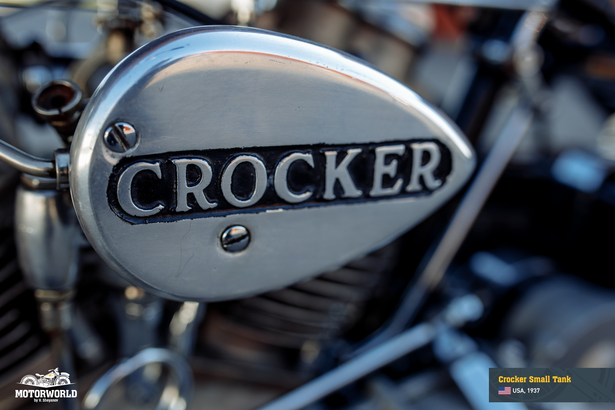 Original Crocker Small Tank