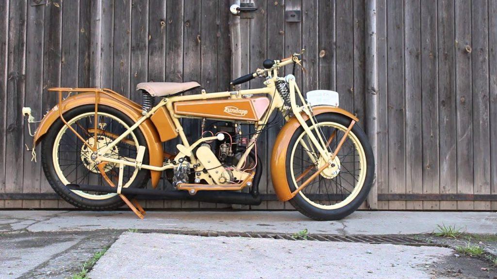 1928 Zundapp EM 250