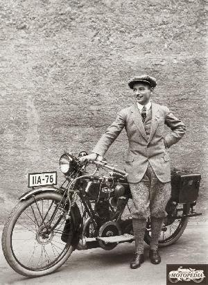 1924 Zundapp K 249