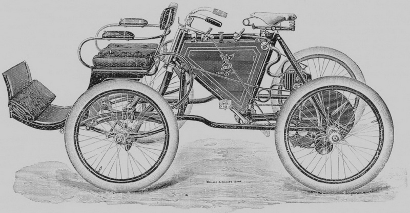 квадроцикл Ariel
