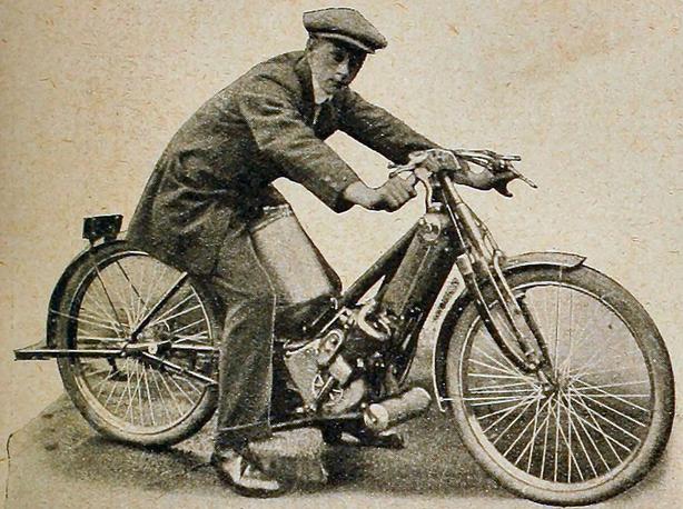 Scott 1912 г.в.