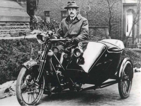 1914 Альфред Скотт