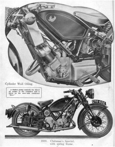 1939 Scott Clubman Special