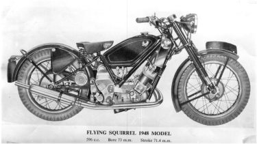 1948 Scott Flying Squirrel