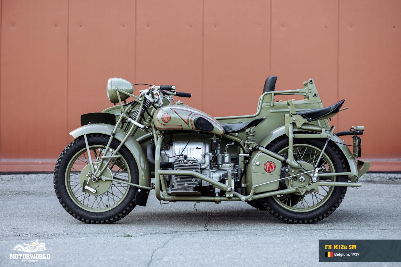 1939 FN M12a SM
