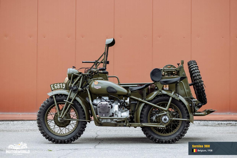 1938 Sarolea 38H
