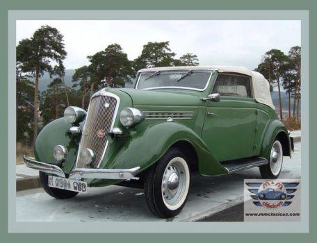1936 Graham-Paige Type 73